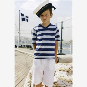 Shopping: In the navy