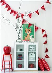Deco: Red