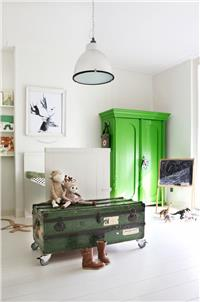 Deco: Green...peace!