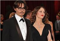 Johnny Depp and Vanessa Paradis arrive at the 80th Academy Awards, held at the Kodak Theater on Hollywood Boulevard in Los Angeles, CA, USA on February 24, 2008. Photo by Hahn-Nebinger/ABACAPRESS.COM